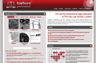 The Lawbore Professional sister-site